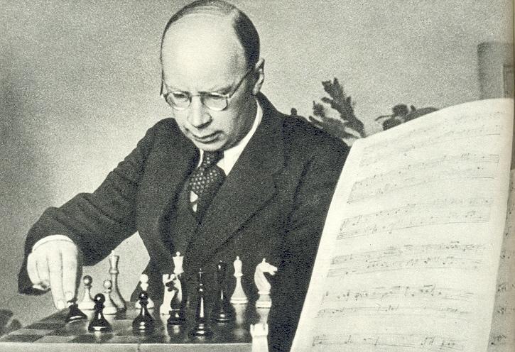 Os 100 anos da Revolução Russa em seus artistas (II): Serguei Prokofiev