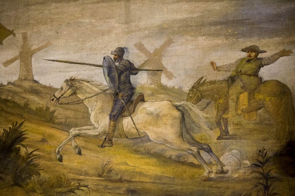 Hamlet versus Quixote