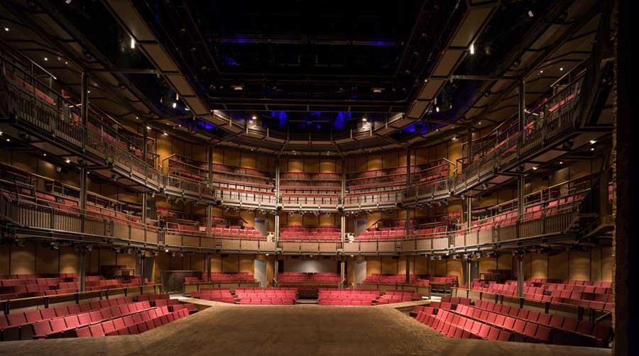Royal Shakespeare Theatre em Stratford-upon-Avon