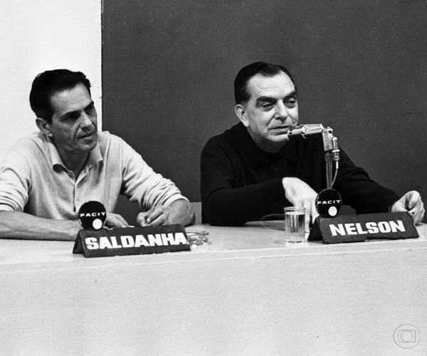 João Saldanha, Nelson Rodrigues, etc.