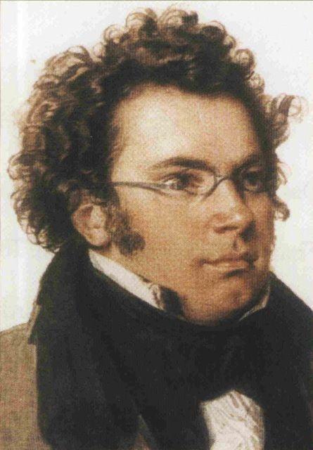 Andante con moto do Trio, Op. 100, de Schubert