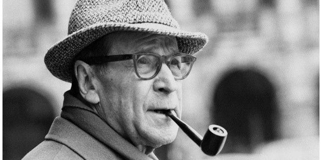 Notinha sobre a literatura de Georges Simenon