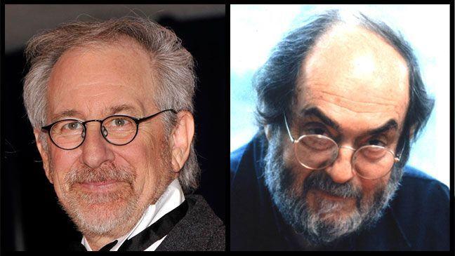 Kubrick e Spielberg: uma amizade improvável