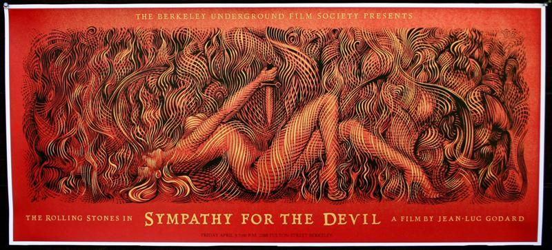Só para quem leu 'O mestre e Margarida' (ou gosta de Sympathy for the Devil)