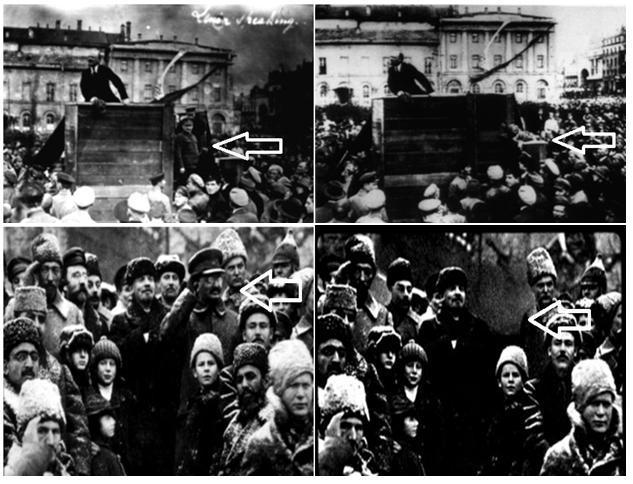 Cadê o Trotski que estava aqui?