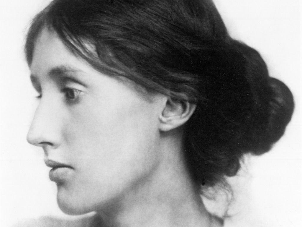Parece ser o caso, Virginia Woolf