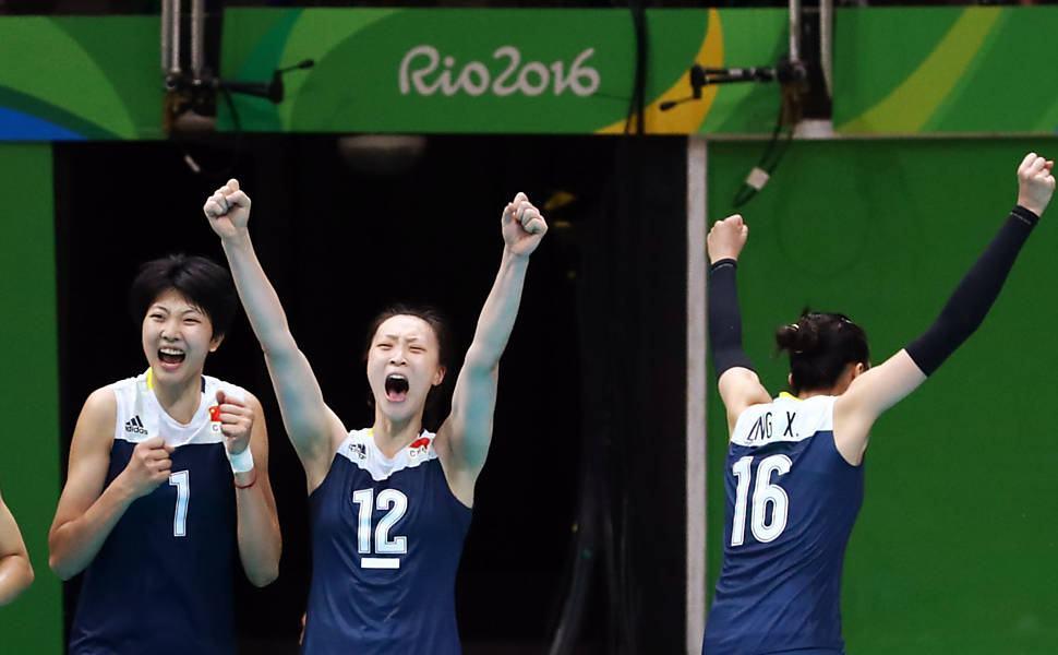 3 parágrafos olímpicos numa quarta-feira chuvosa